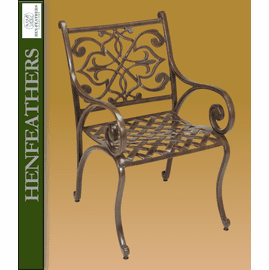 Chambord Patio Chair