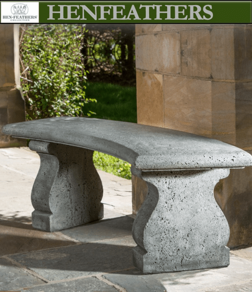 Chateau Bench Curved