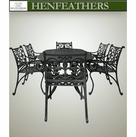Chateau Patio Dining Set
