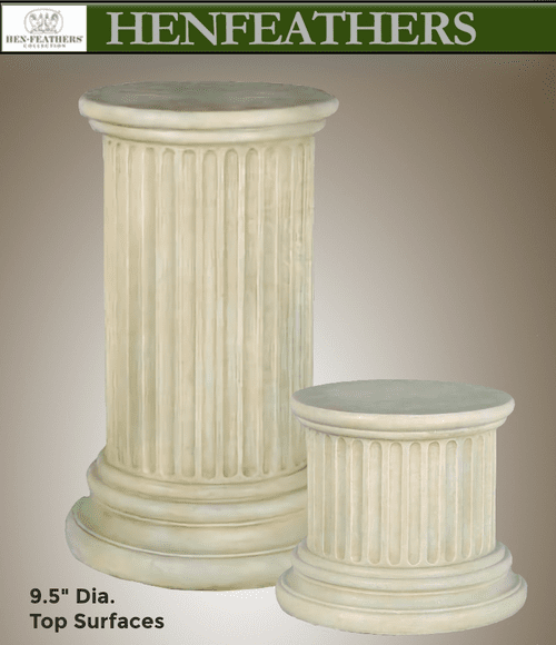 Classic Fluted Pedestal {USA}n