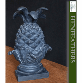 Classic Pineapple Doorstop {USA}