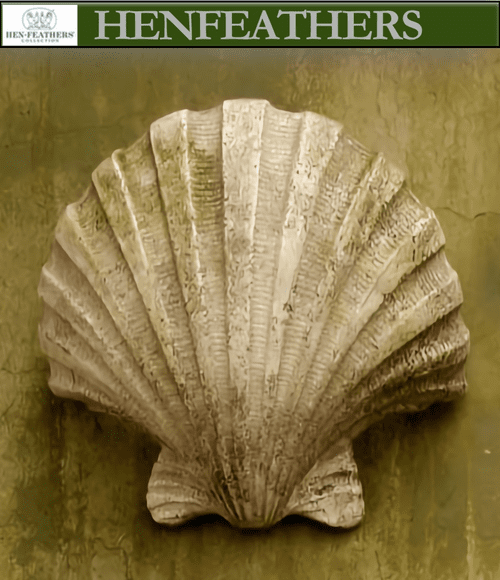 Classic Scallop Shell Sconce