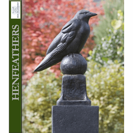 Corvus Finial Sculpture