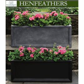 Elkins Trough Planter / Window Box