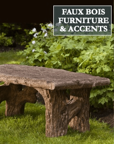 Faux Bois Furniture & Accent Collection