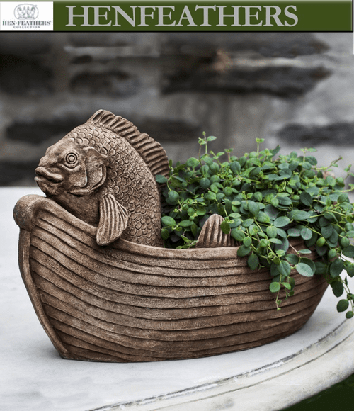 Fish Out Of Water Planter