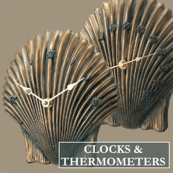 Garden Clocks, Temperature & Weather