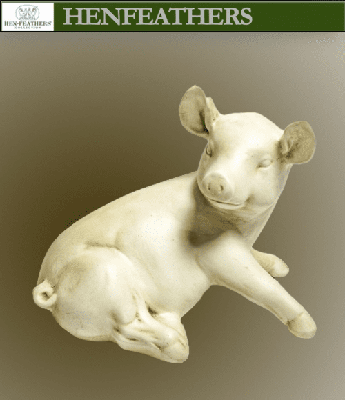 Philip Pig Sculpture