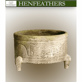 Han Dynasty Footed Planter