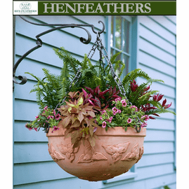 Hanging Flower Pot by Richard Hartlage