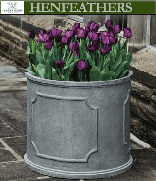 Portsmouth Round Planter