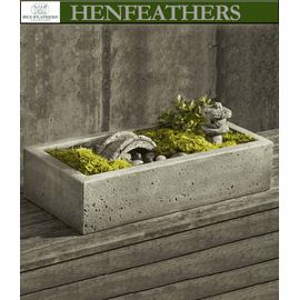 HenFeathers Tranquility Garden Set