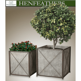 Hidden Valley Cachepots - Set of 2