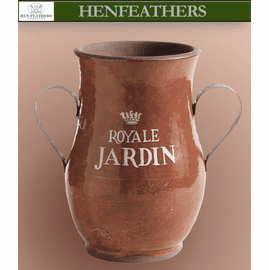Jardin Royale Tall Urn
