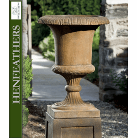 Williamsburg Jefferson Urn