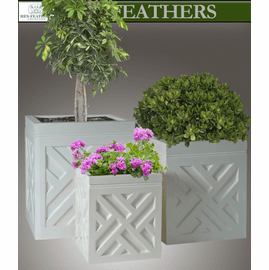 Kowloon Chippendale Planter