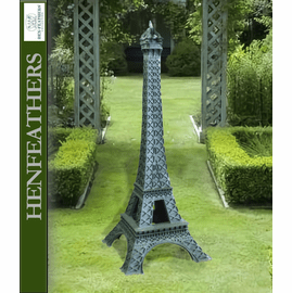 La Tour Eiffel 6' Garden Folly {USA}n
