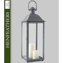"Large Carriage Lantern 30"" ~ Photo Sample"