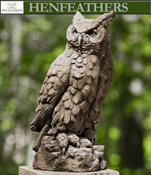 Large Horned Owl