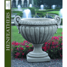 Longwood Volute Handle Urn