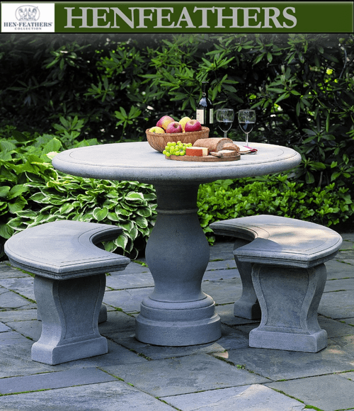 Palladio Table & Bench Set