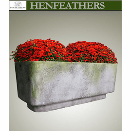 Mondavio Trough Planter