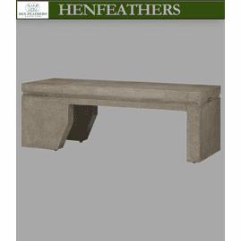 Moonlake Faux Bois Bench/Table