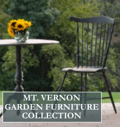 Mount Vernon Garden Furniture Collection