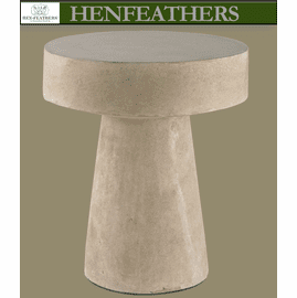Naturestone Faux Bois Accent Table