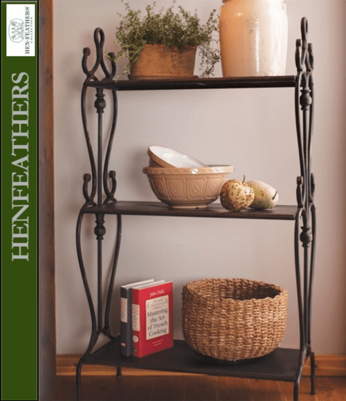 Emilie Bakers Rack Plant Stand