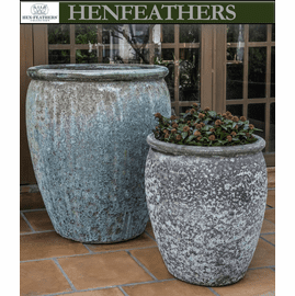 Pariso Planters - Set of 2