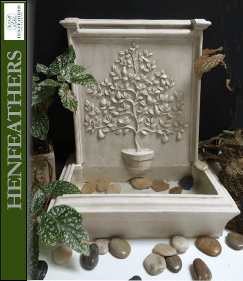 Pear Tree of Life Fountain   {USA}