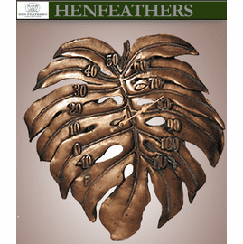 Philodendron Thermometer