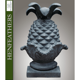 Pineapple  Finial  {USA}