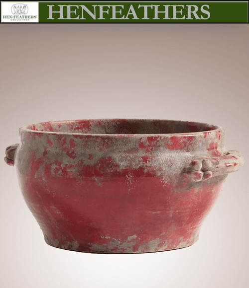 Positano Bowl with Handles