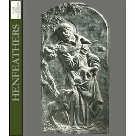 Saint Francis Wall Plaque {USA}