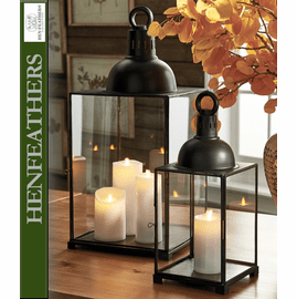 Sebasco Indoor Lantern