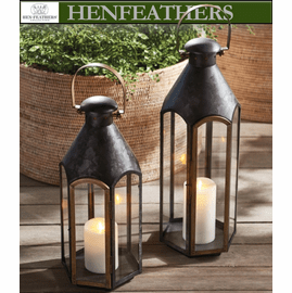 Sheepscot Bay Indoor Lantern