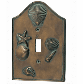 Shell Switch Plate
