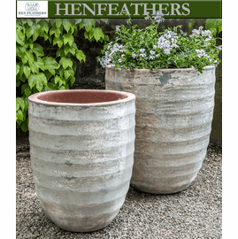 Sistina Planter - Vicolo Terra Set of 2