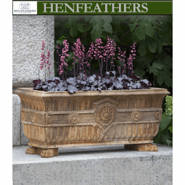 Smithsonian Eastlake Fern Box (3pc)