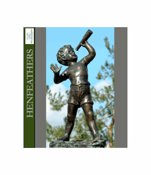 Stargazer Bronze Sculpture