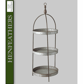 Sussex 3 Tier Plant Stand