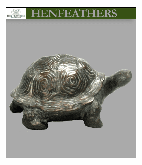Turtle Sculpture-Turtle Gifts