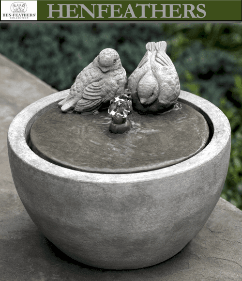 Two Songbirds Fountain