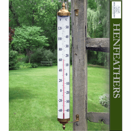 Vermont Grande View Thermometer 24""