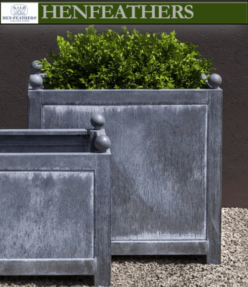 Ville de Carre Box Planter