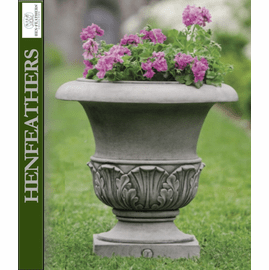Williamsburg Acanthus Planter