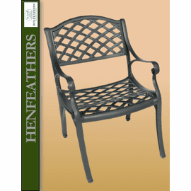 Woven Arch Garden Furniture Collection