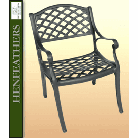 Woven Arch Patio Chair {USA}n